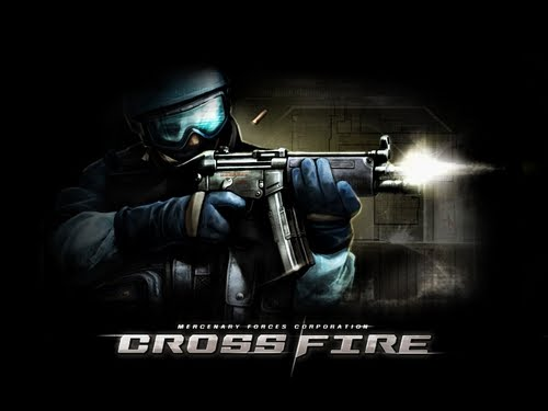 crossfire logo in games. crossfire fps logo. crossfire