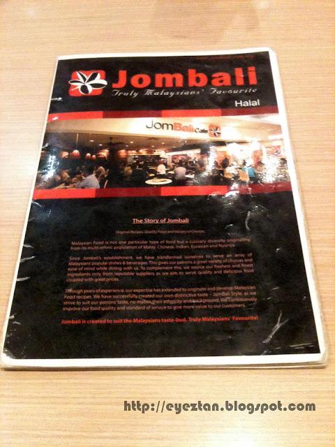 Jom Bali Cafe