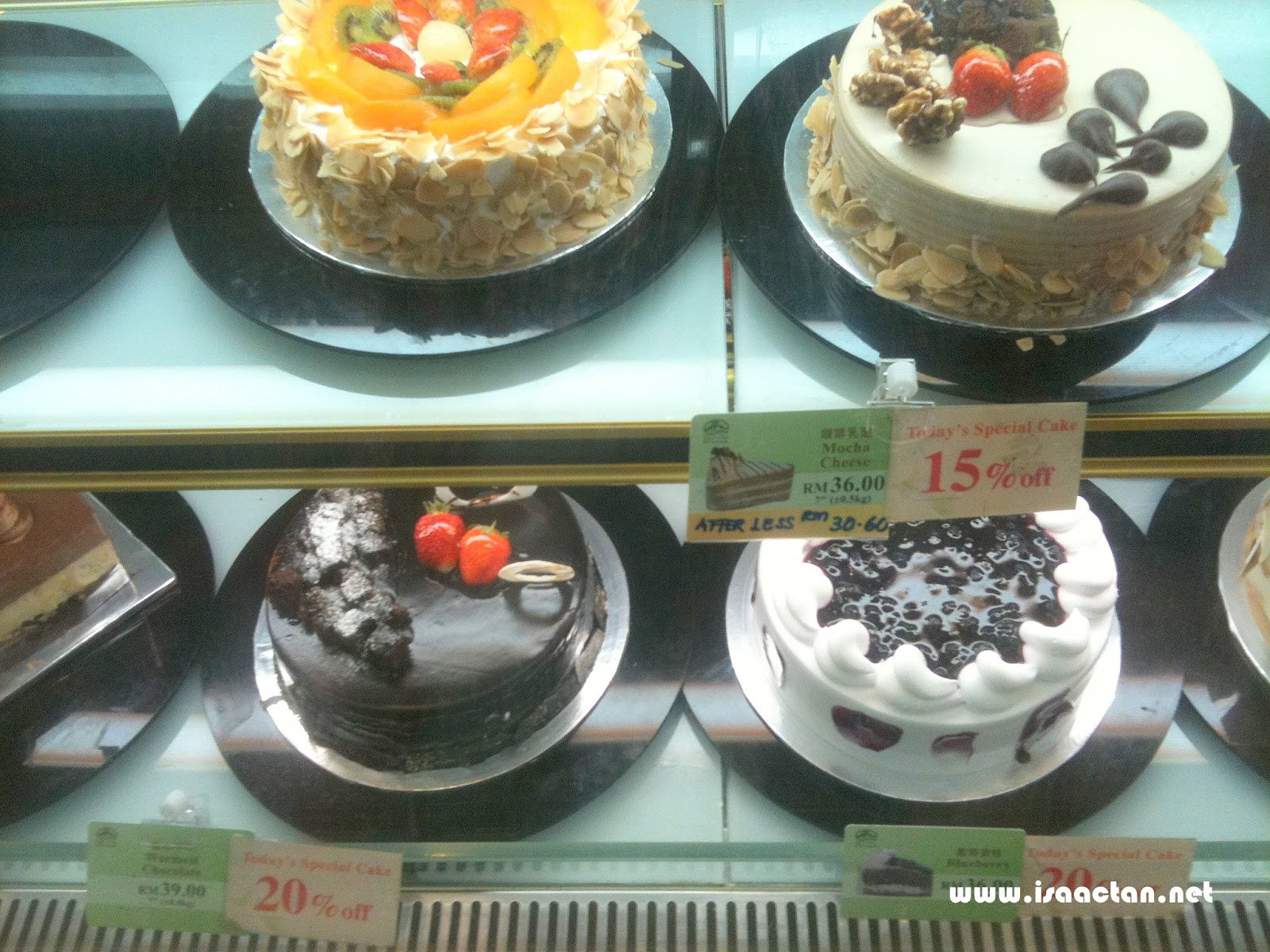 Bakers Cottage Cake Price Malaysia