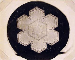 fotomiografia9 feita por wilson a bentley de um floco de neve_cristal de neve