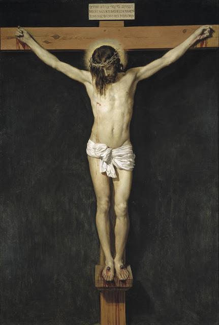 velasquez_cristo crucificado_1632