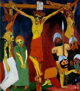 emil-nolde-crucificacao-1912