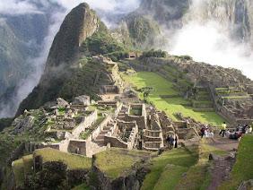 Machu-Picchu - Perú