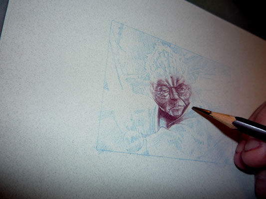 Yoda In-Progress