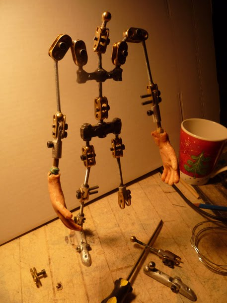 Stopmotion Armature