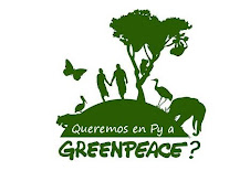 Queremos a Greenpeace en Paraguay