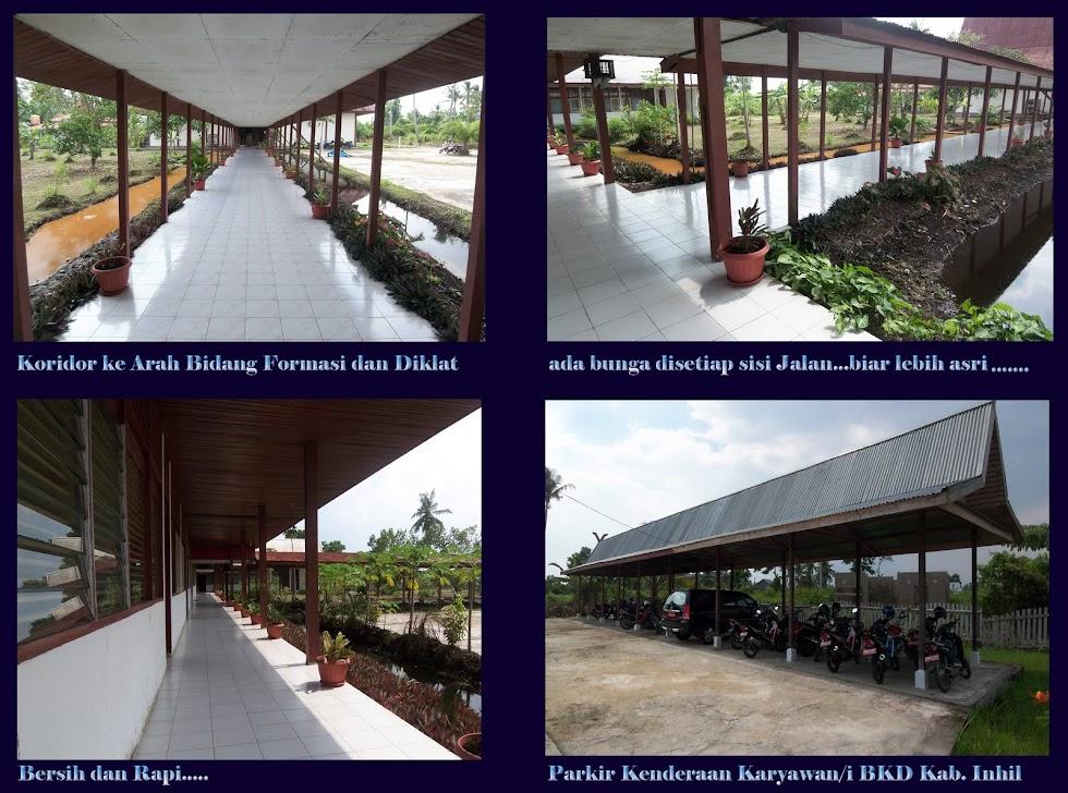 Koridor dan Parkir