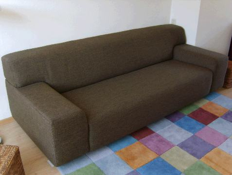 fidgety fingers make your own domo kun couch. Black Bedroom Furniture Sets. Home Design Ideas