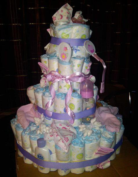 baby shower cake ideas for girls. Labels: aby shower, diaper