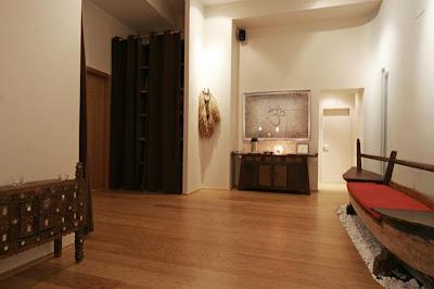 Spirit Yoga Berlin Empfangsbereich