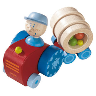 Tony the Tractor by Haba