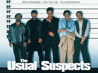 essay on the usual suspects