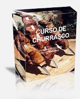 Capa Download   Curso de Churrasco   Aprenda Vários Cortes Download Gratis
