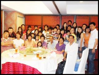 Popo's 70 yrs birthday celebration