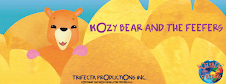 Kozy Bear and the Feefers, USA ブログ