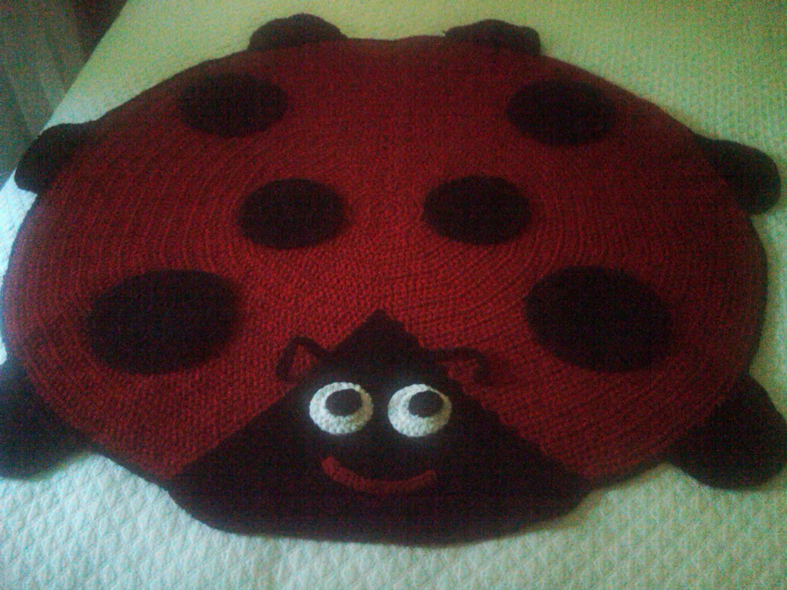 WildKnitter: Ladybug Afghan Modifications