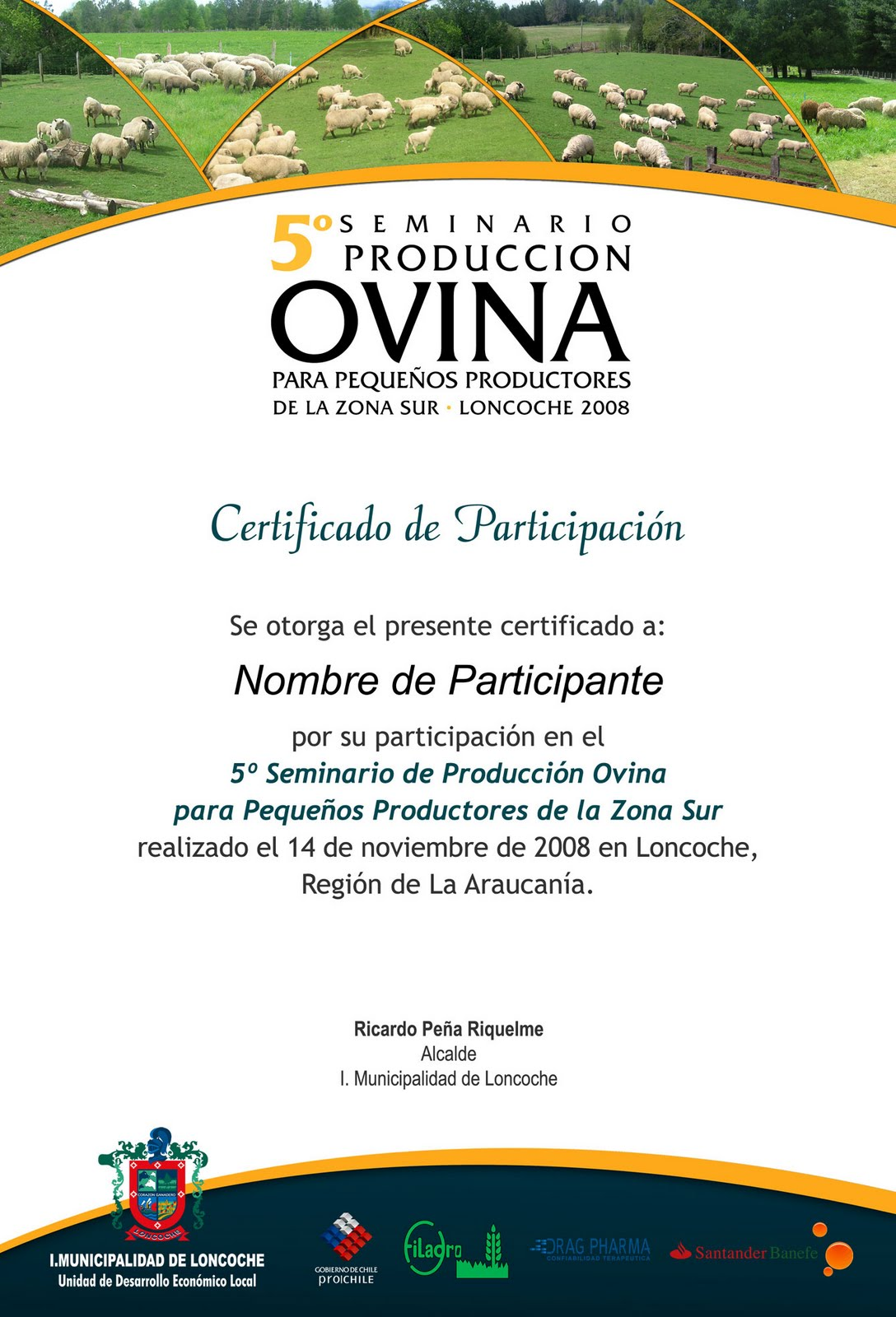 grupourbe: Diploma Seminario Ovino