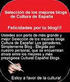 Selo: Meu blog tem conteúdo