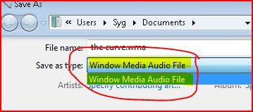 Windows Sound Recorder