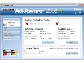 Download Lavasoft Ad-Aware 2008