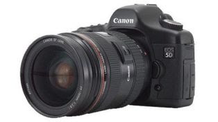 Canon EOS 5D Mark ll. 21MP with Full HD Video Capture
