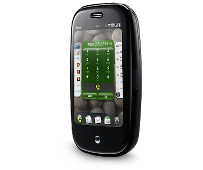 Palm Pre Right Side View