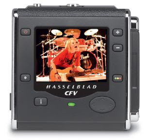 The new Hasselblad CFV-39 digital back is custom built to match the design and functionality of the Hasselblad V cameras, thus turning all existing V cameras into a new and easy-to-use digital workhorse.