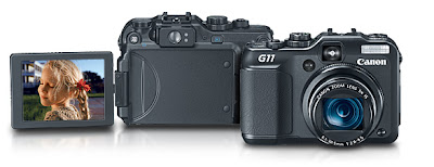 successor to the PowerShot G10 The PowerShot G11