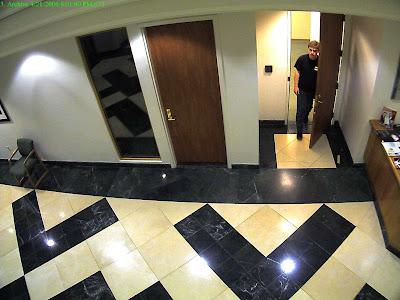 Image captured with Arecont Vision AV8365 - 8 Megapixel 360°Panoramic H.264 IP Camera - 90 degree 4