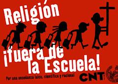 Religião fora da Escola!