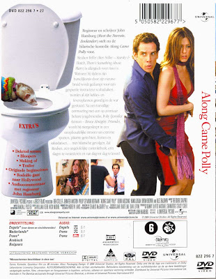 Along Came Polly (2004) DVD