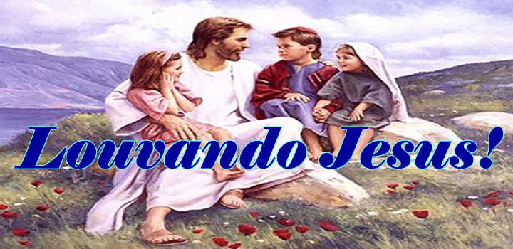Louvando Jesus