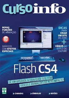Curso.Info Flash.CS4  Adobe Flash CS4: Curso Info destaque downloads cursos cursos e apostilas