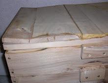 26 février 09 : le bois a travaillé