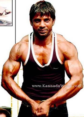 Kannada actor Vijay