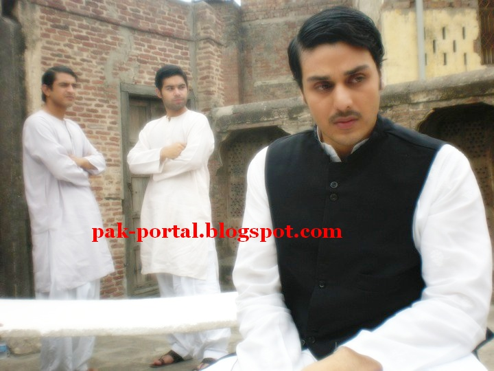 Ahsan Khan Wife Baby