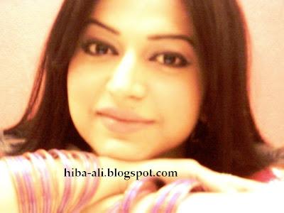 Hiba Ali in Real Life