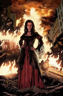 Interviews sur les comics Drusilla