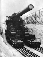 Schwerer Gustav and Dora