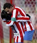 Sin Champions, Agüero y Maxi Rodríguez no seguiría en el Atlético