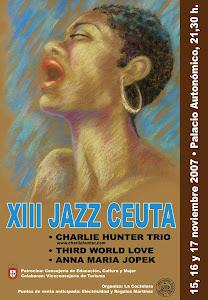 XIII festival de jazz de ceuta