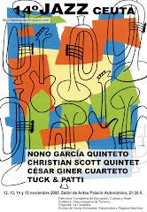 XIV festival de jazz de Ceuta