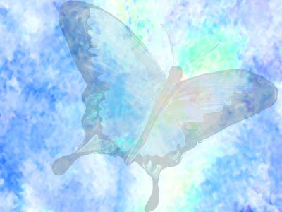 butterfly heaven wallpaper - photo #2