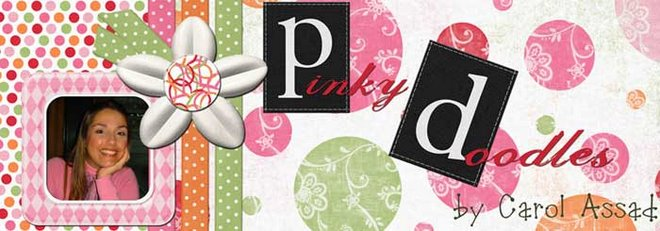 Pinky Doodles