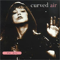 Curved Air Website