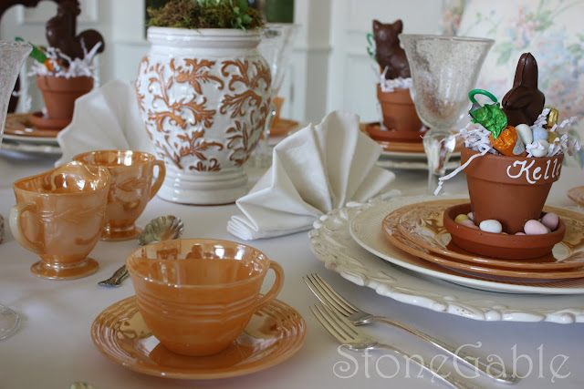 Decorate Terra Cotta Pots
