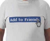 richiesta di amicizia Facebook