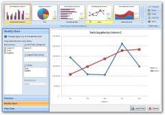 creare grafici Excel