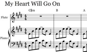 Comporre musica sul pc scrivere note da stampare e - Note musicali da colorare pagina da colorare ...