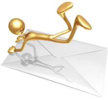 client email predefinito